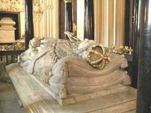 Queen Mary I Tomb Westminster Abbey