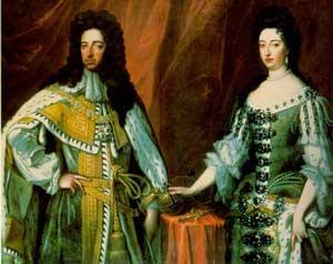 House of Orange - William and Mary