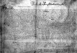 Petition of Right 1628
