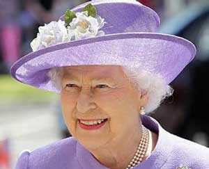 Queen Elizabeth II - The current monarch of the British Royal Family Tree