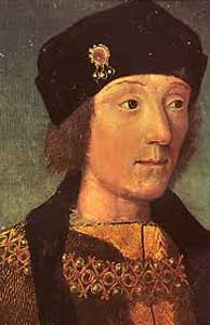 Young Henry VII