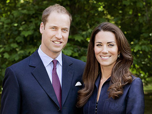 Parents to be of the Royal baby -Duke and Duchess of Cambridge