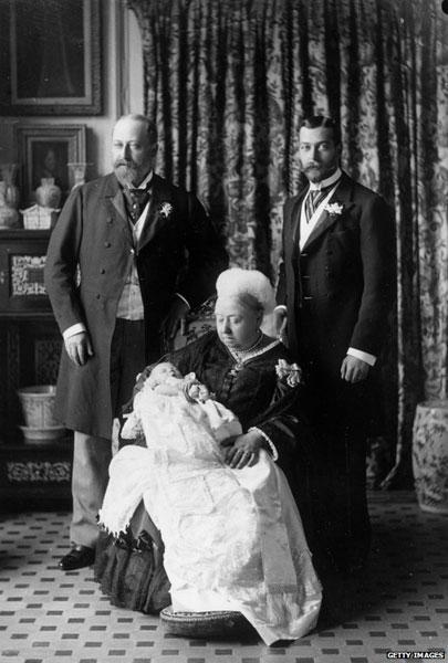 Queen Victoria and her successors